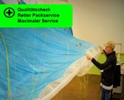 Check NEU 177x142 - Gleitschirm Check, Gurtzeug und Retter Service