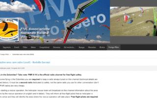 Dolomiten PMR Hoerbereitschaft 320x202 - PMR Funk Pflicht beim Fliegen in den Dolomiten