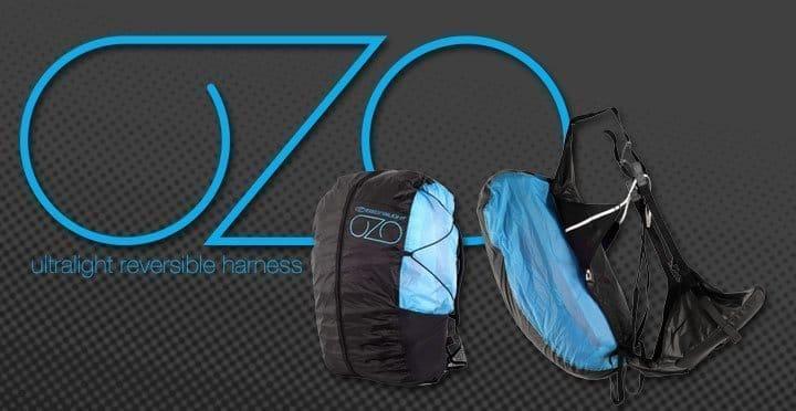 Header OZO - Ozone Ozo Gurtzeug 26L - NEU
