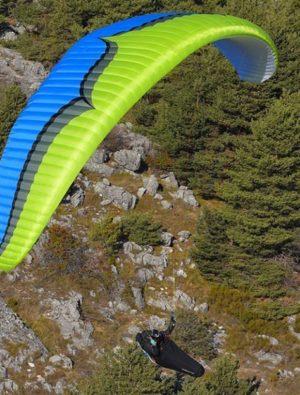 Rush5 grün blau 300x395 - Ozone Rush5 MS lime - wie neu