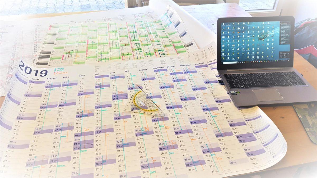 Termine 2019 Planung - Neue Termine und Preise für 2019 - jetzt buchen
