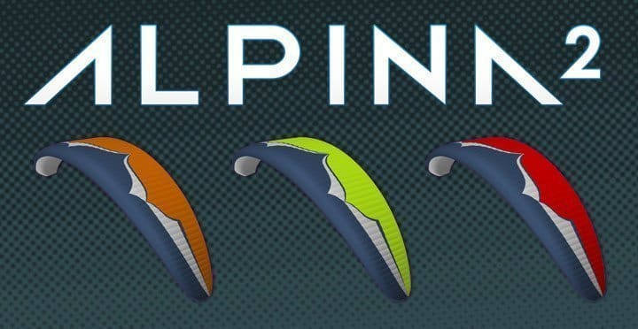 Header Alpina2 - Ozone Alpina2 S und MS