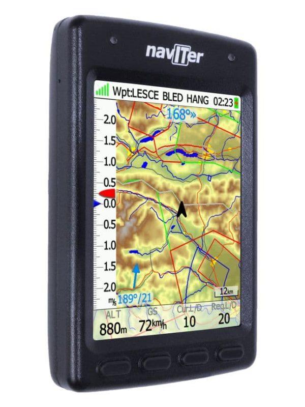 Hyper left map 600x800 - Naviter Hyper neuwertig