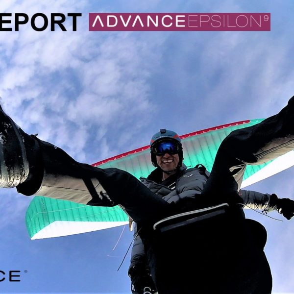 Advance Epsilon9 Testreport 600x600 - Gleitschirm Tandemflug - All Inclusive mit der Paragliding Academy