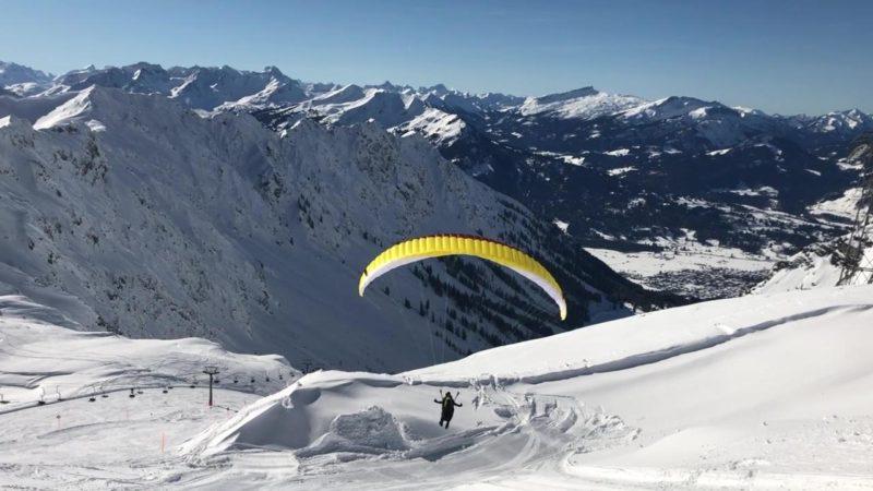 vlcsnap 2019 02 17 20h15m04s155 - Gleitschirm Alpinschulung Alpin Allgäu 1 – Kalt, schön und erfolgreich