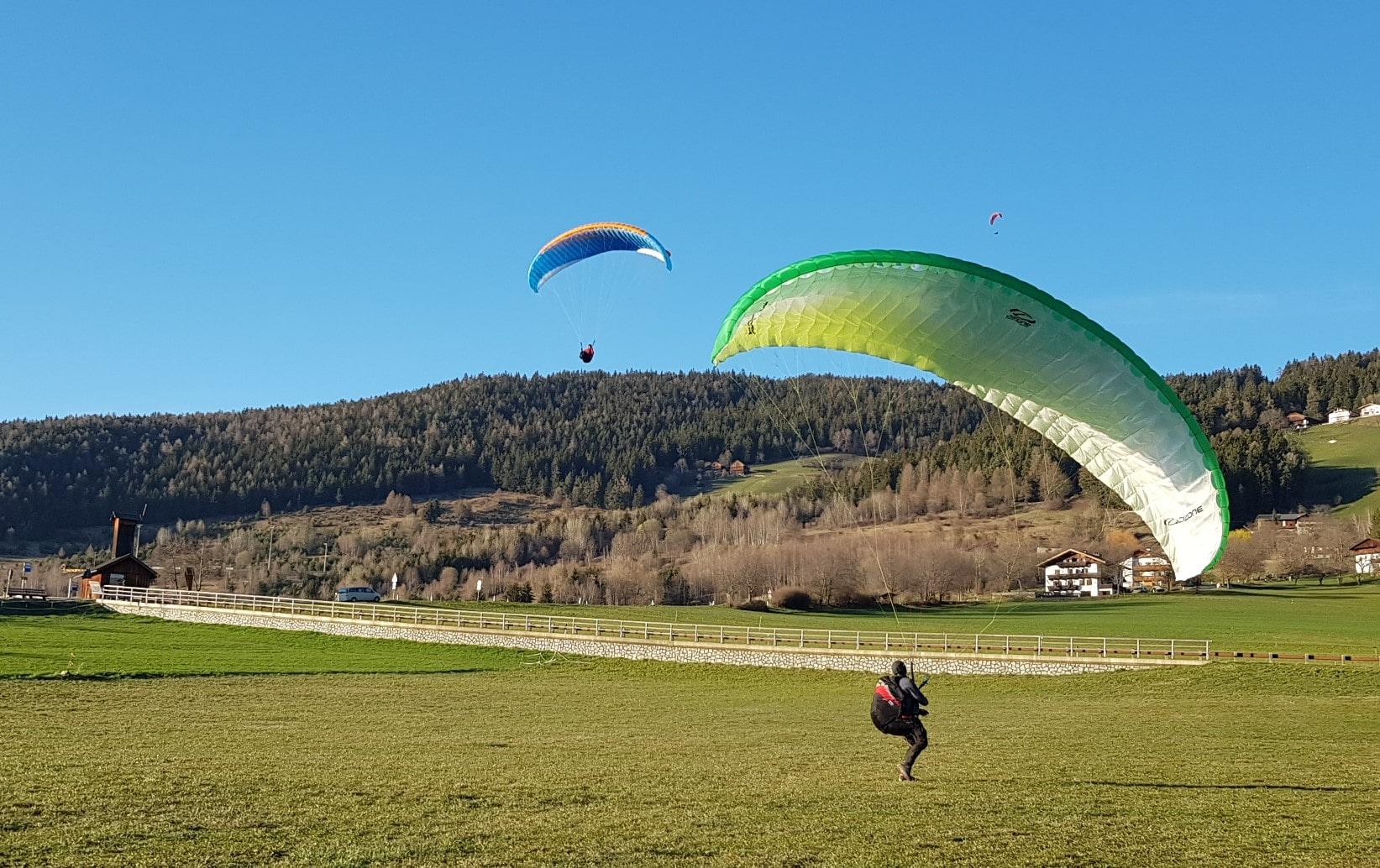 20190329 173418.2 - Gleitschirm Alpinschulung Alpin Rodeneck 1 – Vom Süden in den Norden und zurück 😉
