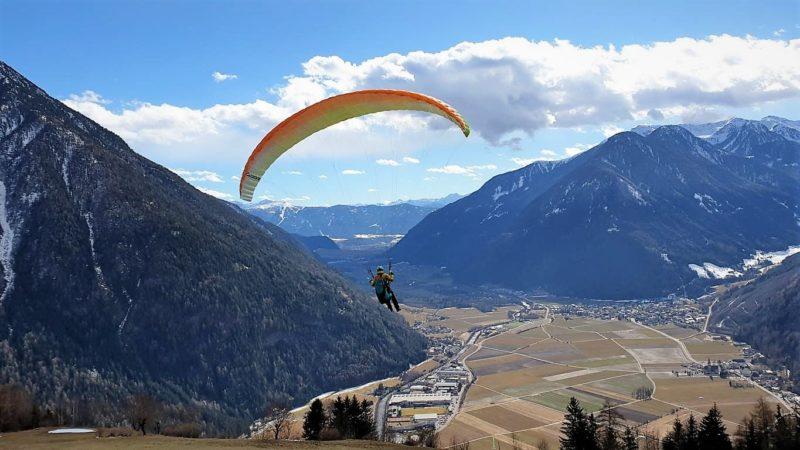 Alpinschulung Südtirol - Gleitschirm Alpinschulung Alpin Sand 01 – Freestaller 😉