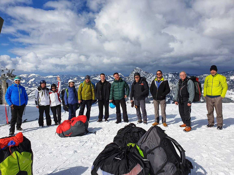 Neunerköpfle Alpentour1 2019 - Alpentour1 - Reden ist Silber, Schweigen ist Gold