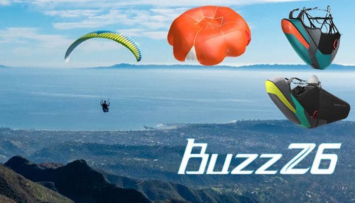 Set BuzzZ6 - Wissenswertes zur Gleitschirm Zulassung und Beratung