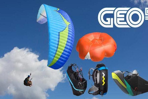 """Set Geo5 600x400 - Hike&Fly Set """"Geo5""""- EN/LTF B"""