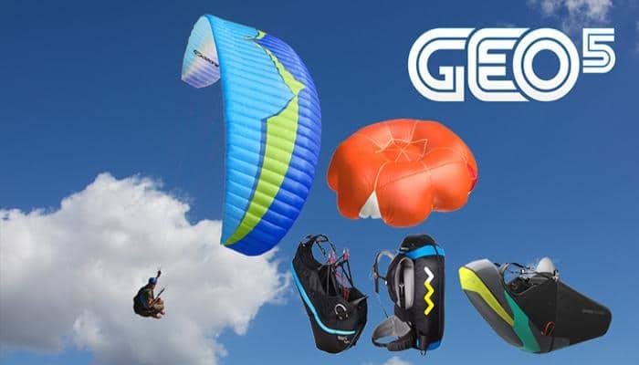 Set Geo5 - Wissenswertes zur Gleitschirm Zulassung und Beratung