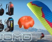 "Set Jomo 177x142 - Hike&Fly Set ""JoMo""- EN/LTF A"