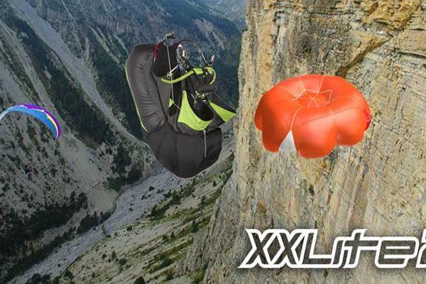 """Set XXlite2 600x400 - Hike&Fly Set """"Extrem""""- EN/LTF D"""