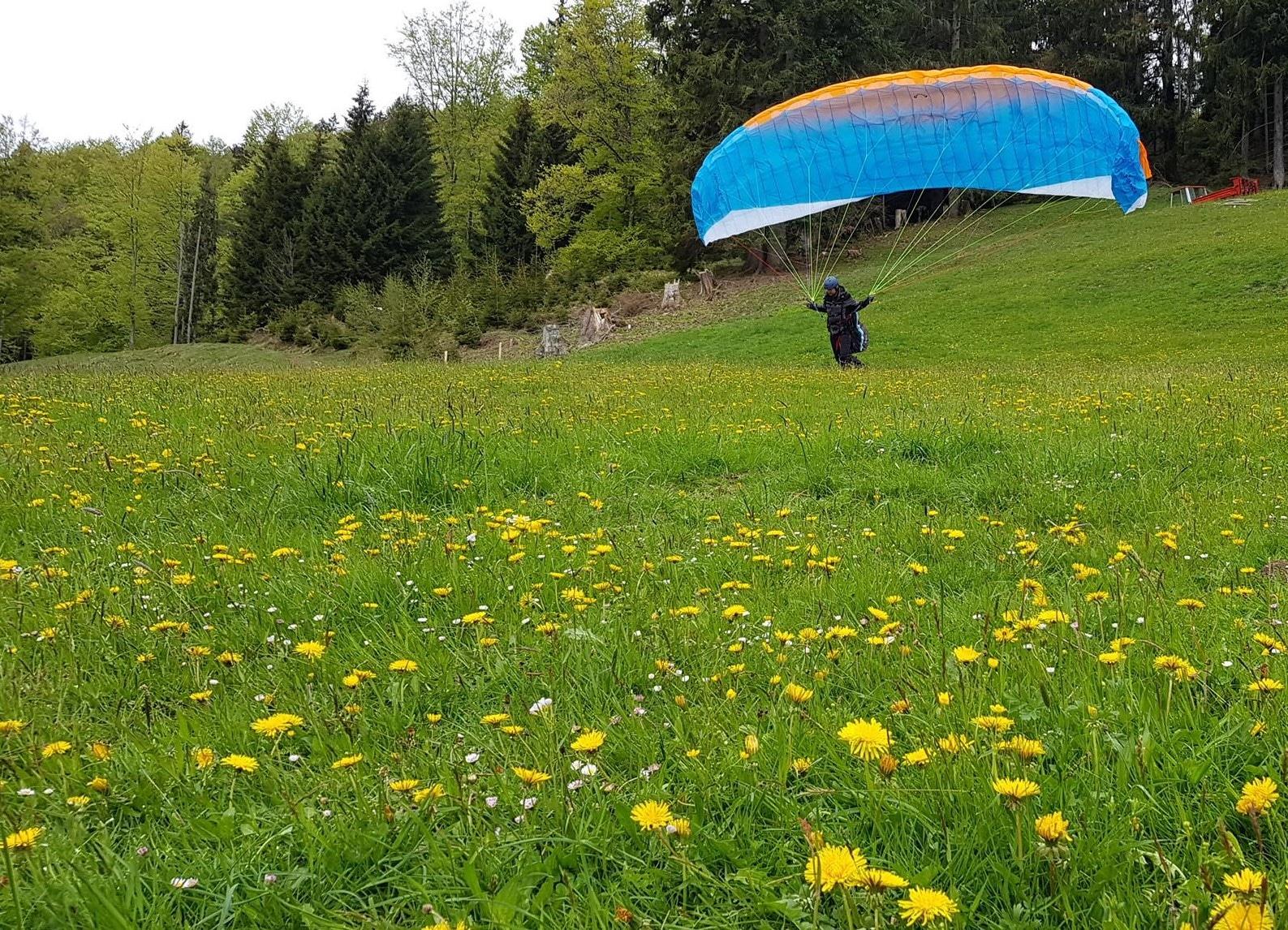20190508 112443.2 - Gleitschirm Höhenschulung HÖHE 5 – Scheinbar Frühling