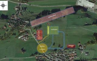 Landeplatz Mittag 320x202 - Geländeordnung Fluggebiet Mittag