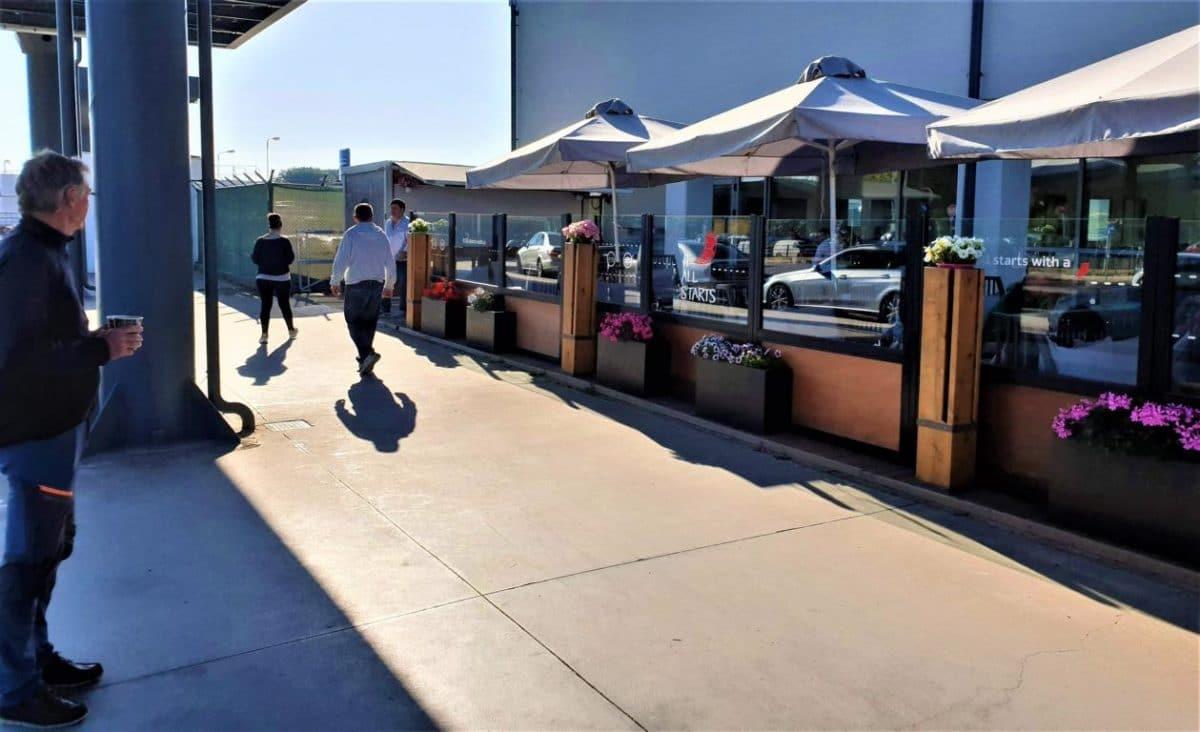 Treffpunkt Lefkada Aktio Flufplatz 1200x732 - Gleitschirmreise Lefkada