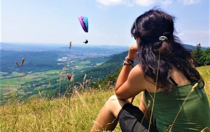 Gleitschirmreise Slowenien2 Thermikfliegen Streckenfliegen XC 700x441 - Thermik-/XC Tour Slowenien2 - Die besten Bärte sind beleuchtet